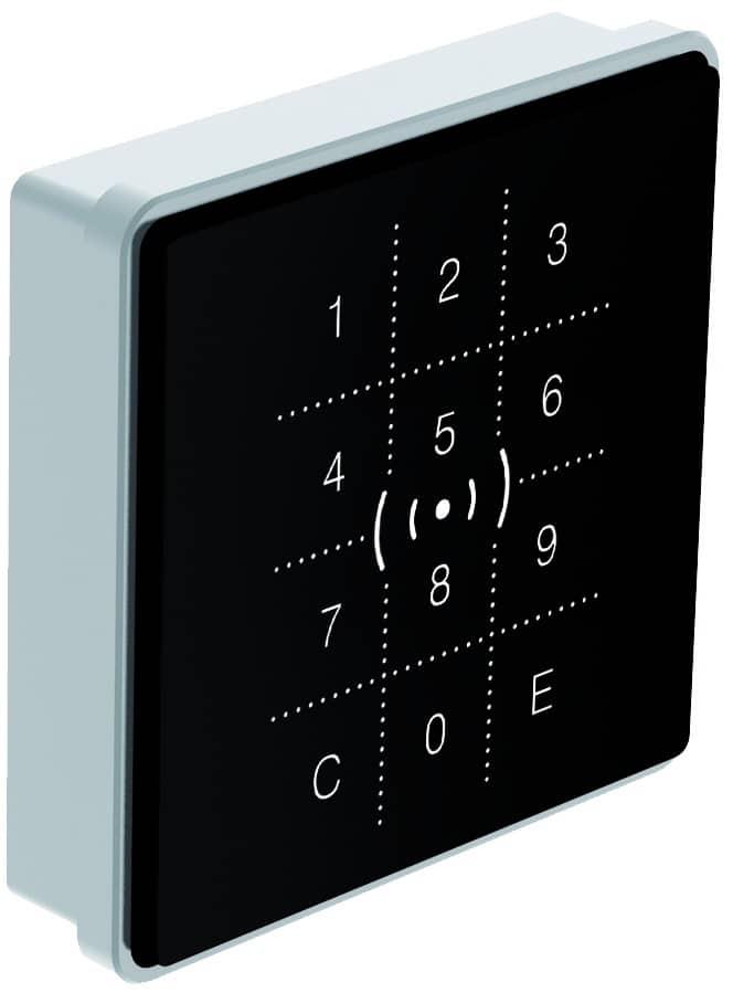 Datafox EVO ZK Leser PIN Rahmen