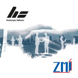 Partnerschaft ZMI und HS Hamburger Software