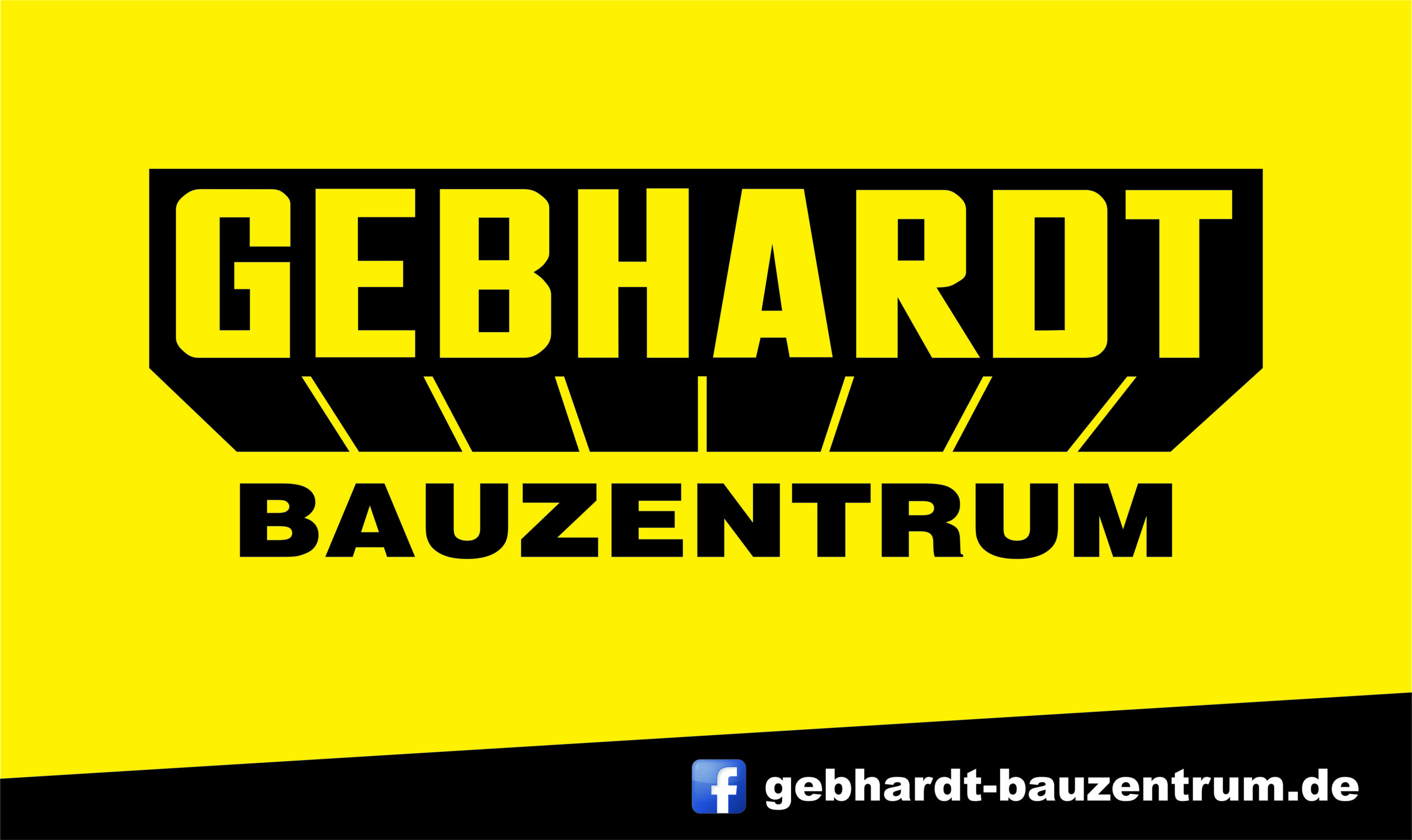 Logo Gebhardt Bauzentrum GmbH & Co. KG