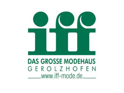 Logo Iff – Das große Modehaus