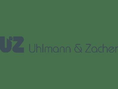 Uhlmann & Zacher Logo