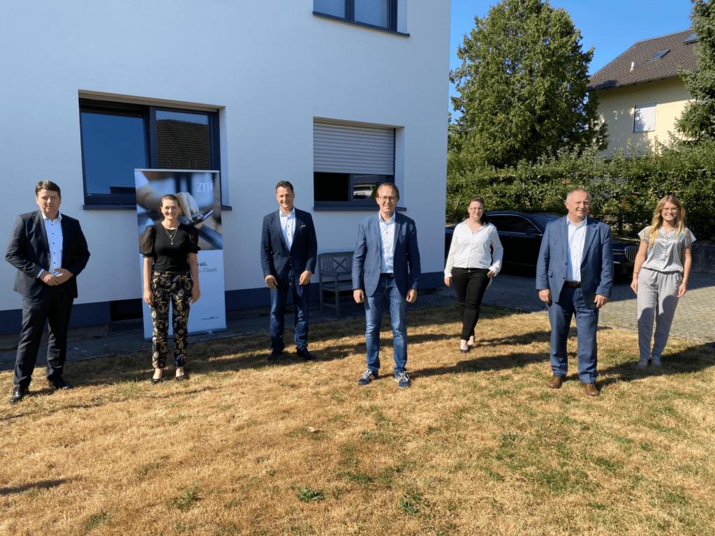 Staatsministerin für Digitales Judith Gerlach MdL