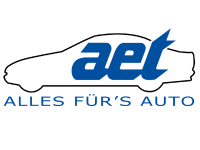 Logo aet Autoersatzteile GmbH