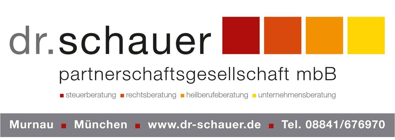 Logo Dr. Schauer Steuerberater-Rechtsanwälte PartG mbB