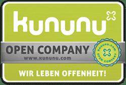 kununu-open-company siegel