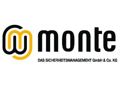 Logo monte Das Sicherheitsmanagement GmbH & Co. KG