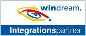 windream-Partnerstatuslogo - Integrationspartner