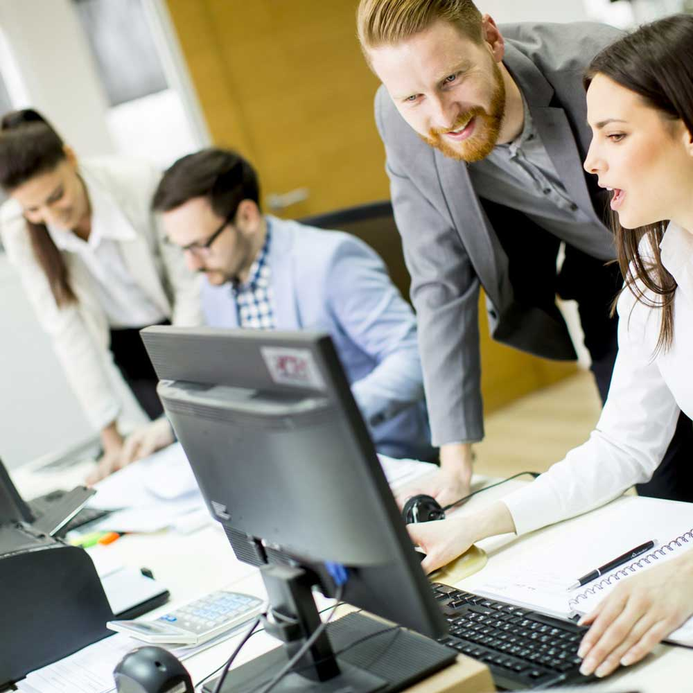 ZMI Ausbildung zur Systemkauffrau / zum Systemkaufmann